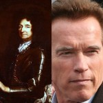 Jak Morsztyn i Schwarzenegger ludzi obrażali
