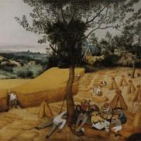 Pieter Bruegel, 'Żniwa'