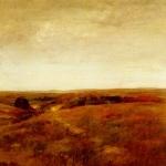 William Merritt Chase, 'Październik'