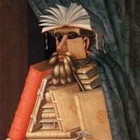 Giuseppe Arcimboldo, 'Bibliotekarz'