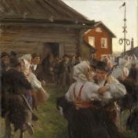 Anders Zorn, 'Midsommardans'